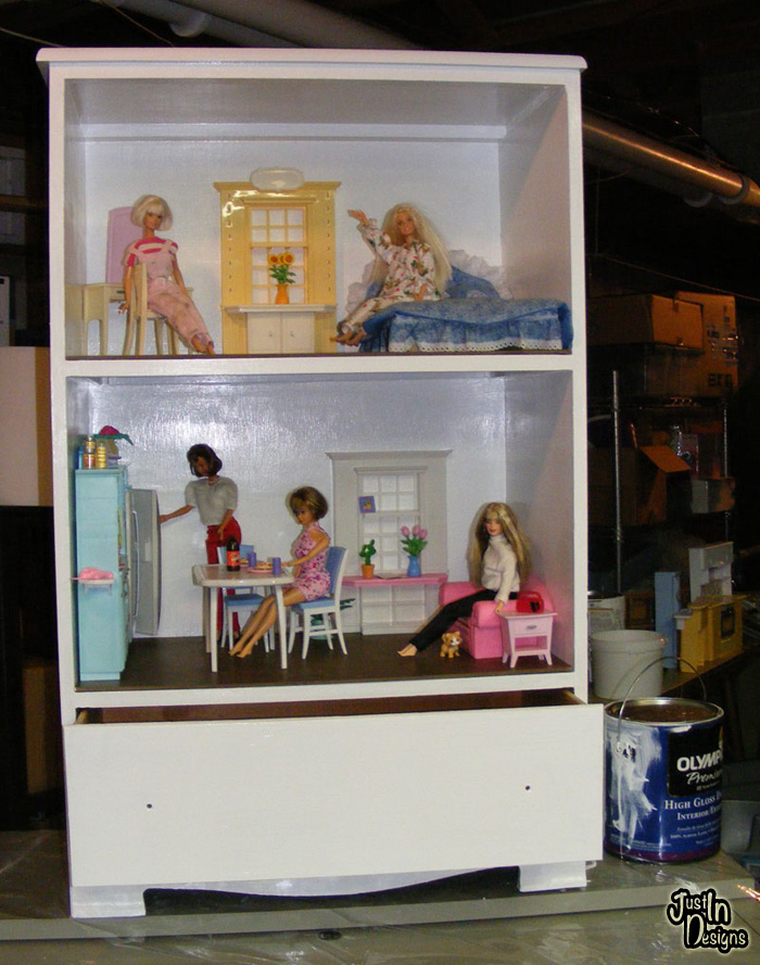 Doll House plans- design your doll house